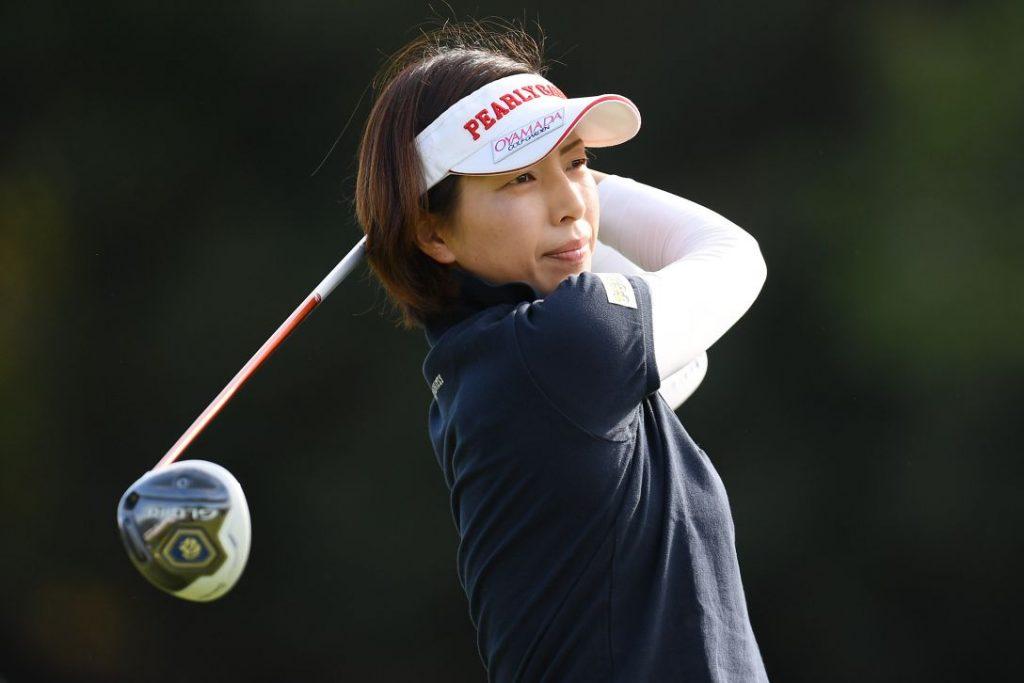 佐藤靖子,ゴルフ,女子ゴルファー,ママ,育児,ゴルファー