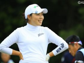 高橋恵,ゴルフ