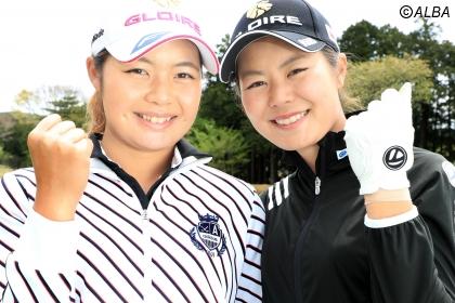 松森杏佳,ゴルフ
