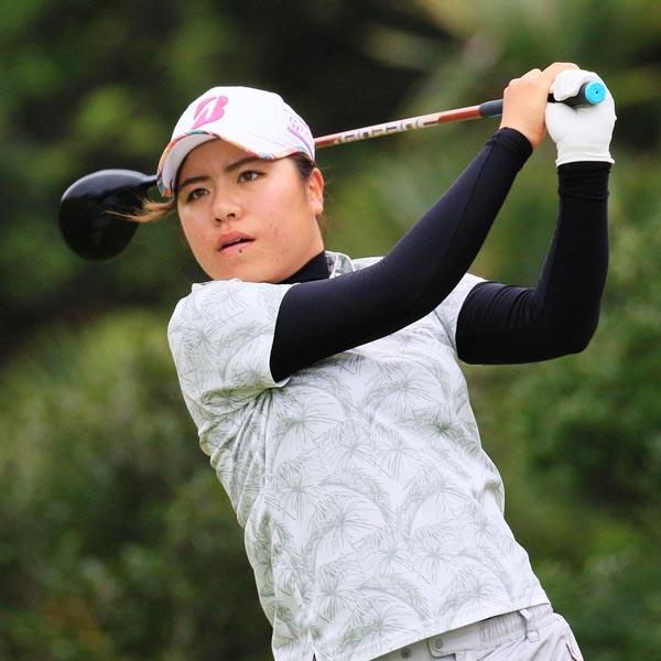 岡山絵里,女子プロゴルファー,ゴルフ,アマチュア,女子ゴルフ