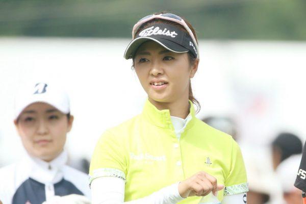菊地明砂美,ゴルフ
