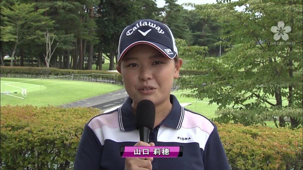 山口莉穂,渡邊彩香,女子プロゴルファー,プロテスト,ゴルフ