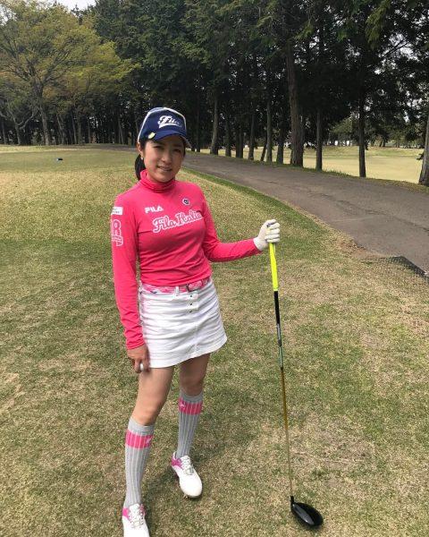佐藤のぞみ,ゴルフ