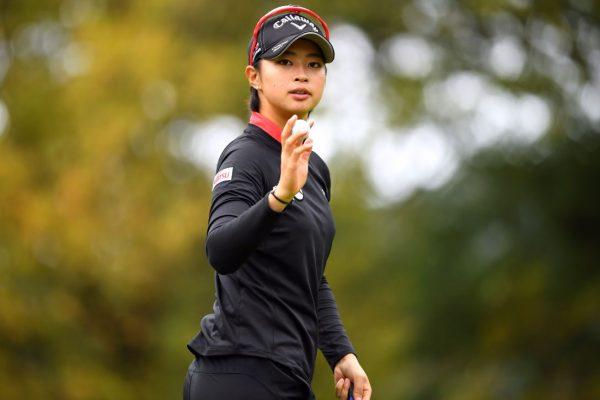 柏原明日架,女子プロゴルファー,ゴルフ,キャロウェイ,女子ゴルフ
