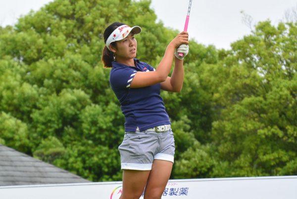 小竹莉乃,ゴルフ