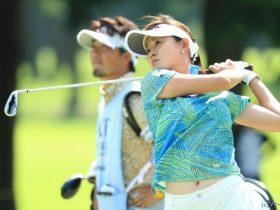 北田瑠衣,女子プロゴルファー,ゴルフ,女子ゴルフ,プロゴルフ