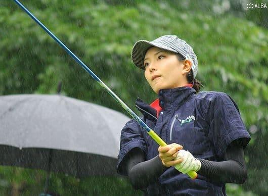 高島早百合,ゴルフ