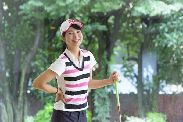 山里愛,ブログ,東京バスグループ,line,女子プロゴルファー,ゴルフ,可愛い