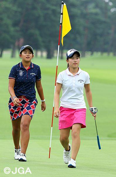 西村優菜,女子プロゴルファー,ゴルフ,プロゴルファー