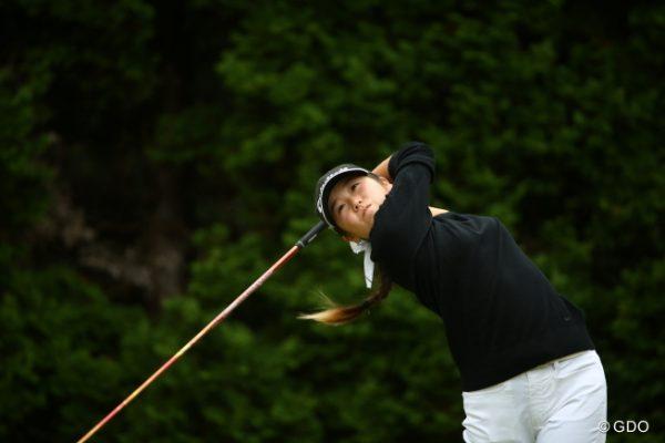 澤田知佳,女子プロゴルファー,ゴルフ,アマチュア