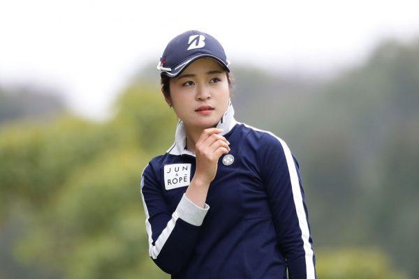三ヶ島かな,ゴルフ,女子プロゴルファー,女子ゴルフ,癒し系,日本女子オープン