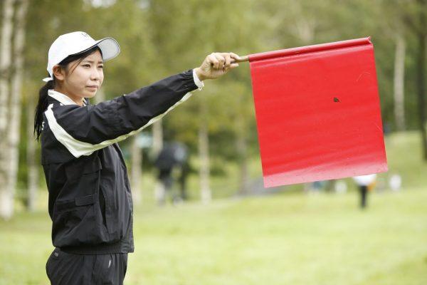 熊谷かほ,ゴルフ