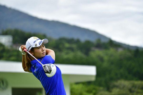 松森彩夏,女子プロゴルファー,富士通レディース,優勝,可愛い,ゴルフ