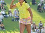山村彩恵,ゴルフ