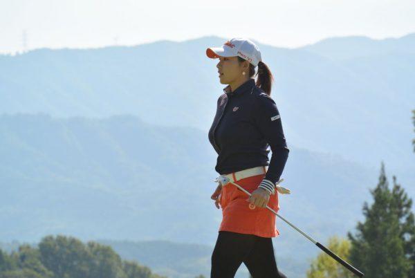 野口彩未,女子プロゴルファー,ゴルフ,女子ゴルフ,ゴルフ女子,熊本