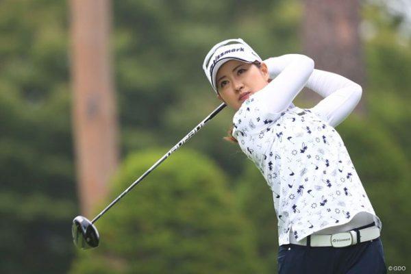 川満陽香理,女子ゴルフ,女子プロゴルファー,ゴルフ,新婚