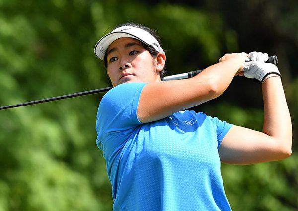 川岸史果,川岸良兼,女子プロゴルファー,ゴルフ,女子ゴルフ