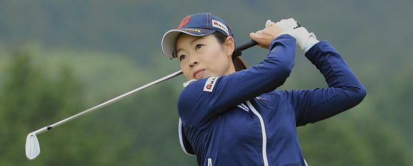 西山ゆかり,女子プロゴルファー,ゴルフ,優勝,プロゴルファー