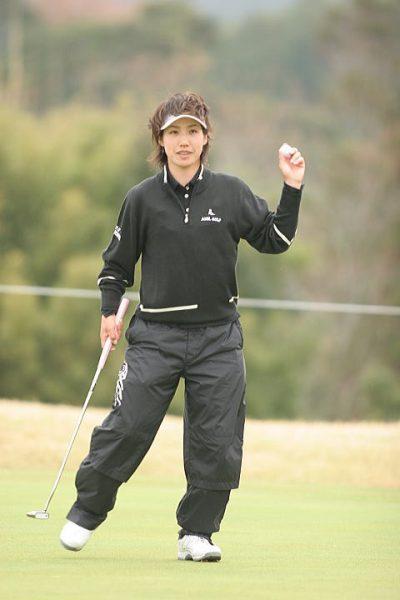 村田理恵,ゴルフ