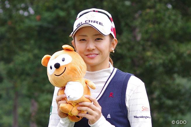 斉藤愛璃,女子プロゴルファー,ゴルフ,優勝