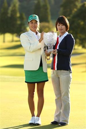 松森彩夏,女子プロゴルファー,富士通レディース,優勝,可愛い,ゴルフ,母,母親